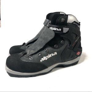 Alpina Mens back country boots size 44 eu